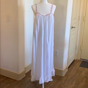 Victoria's Secret cotton nightgown